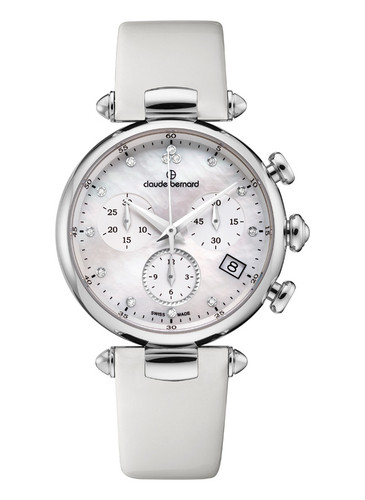 Claude Bernard Ladies CHronograph 10215 3 NADN