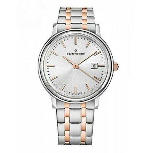 Claude Bernard Classic Ladies Watch 54005 357RM AIR