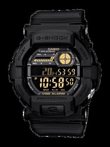 Casio Gents G-Shock Quartz Digital GD-350-1B