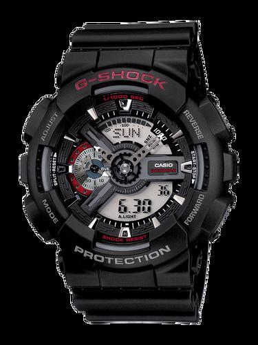 Casio G-Shock Black Analog-Digital Watch GA-110-1A
