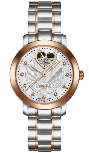 Roamer Lady Sweetheart Automatic Watch 556661.46.19.50
