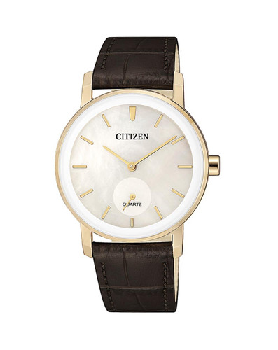 Citizen Ladies Mother of Pearl Dial Watch EQ9063-04D