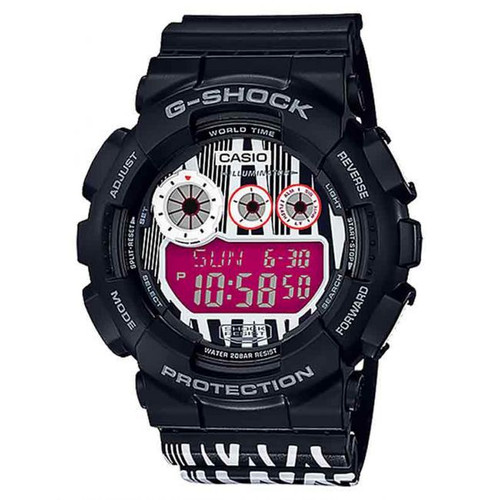 Casio G-Shock Marok Designer Watch GD120LM-1A