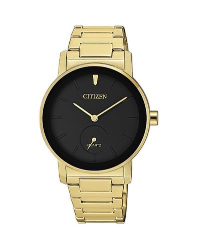 Ladies Yellow Gold Citizen Quartz EQ9062-58E