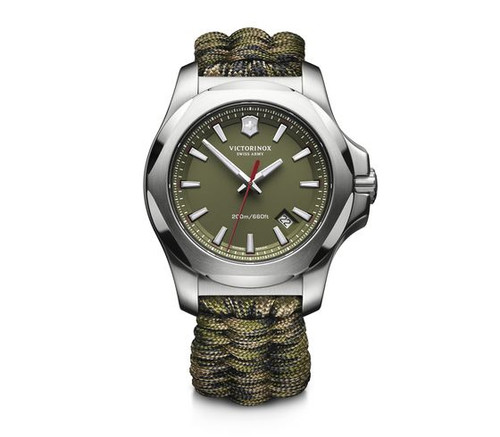 Gents Victorinox Inox Green 241727