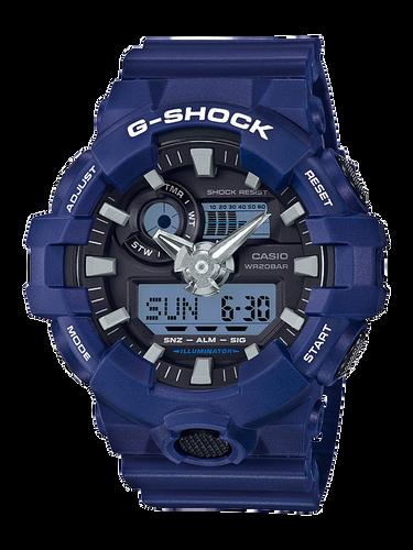 Casio Gents G-Shock Quartz Duo GA-700-2A