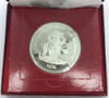 Bahama Islands: 1974 $2 Proof Silver Coin