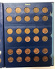 Canada: 1920 - 2012 Penny Collection - Whitman Folder