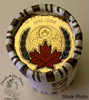 Canada: 2020 $1 Loonie 75th Anniversary of the Signing of United Nations Charter Roll with Mixed Coins (25 Pieces)