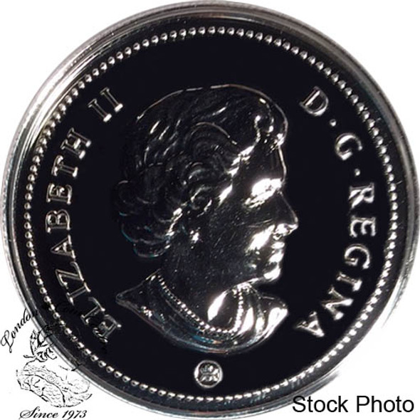 Canada: 2007 $1 Thayendanegea BU Silver Dollar Coin