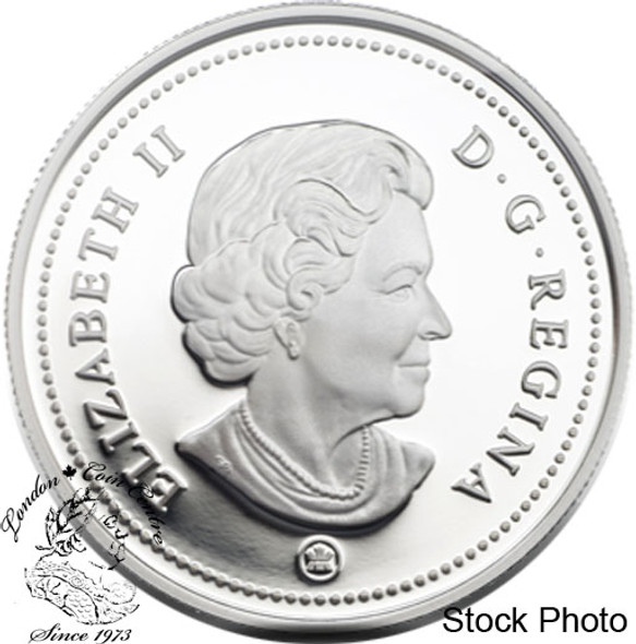 Canada: 2007 $1 Thayendanegea Gold Plated Proof Silver Dollar coin