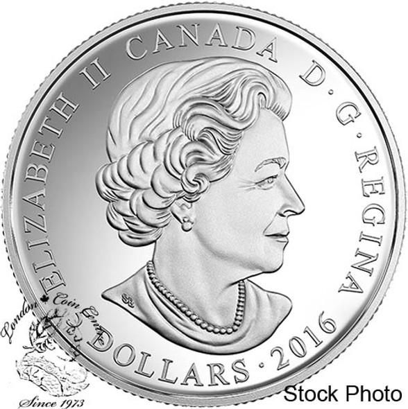 Canada: 2016 $5 Birthstones September Silver Coin