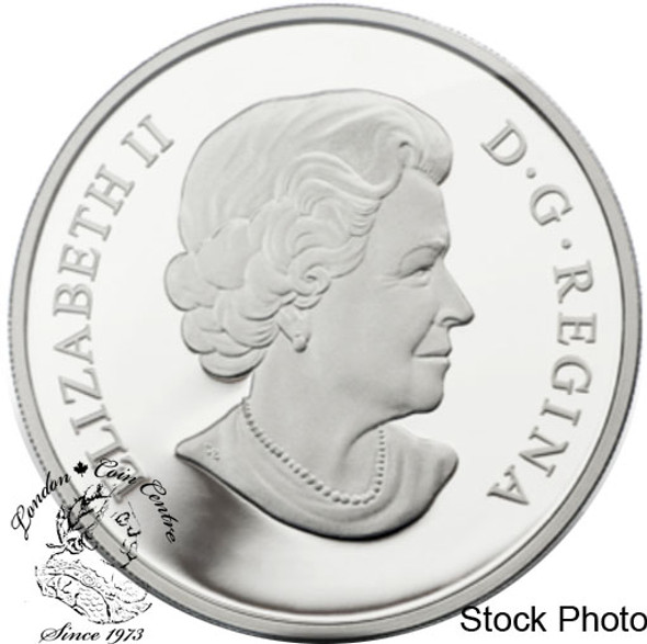 Canada: 2013 $15 The Year of The Snake Silver Coin