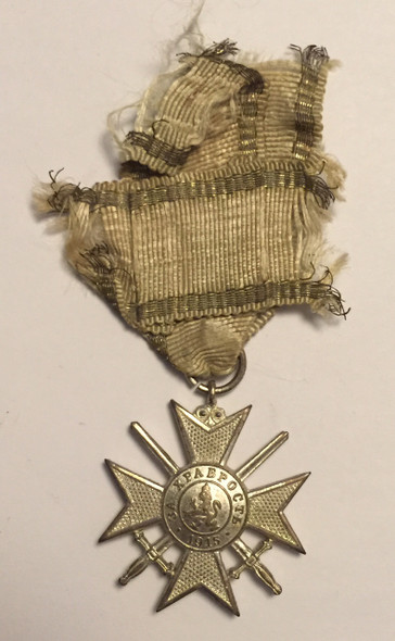 Bulgaria: 1915 Military Order of Bravery 4th Class