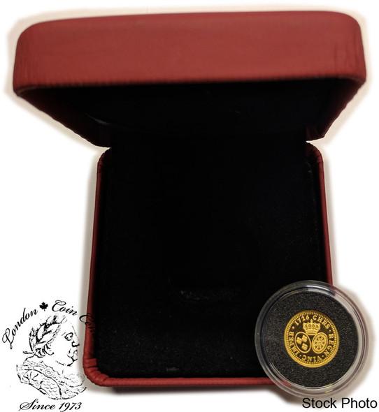 Canada: 2007 $1 Gold Louis Coin