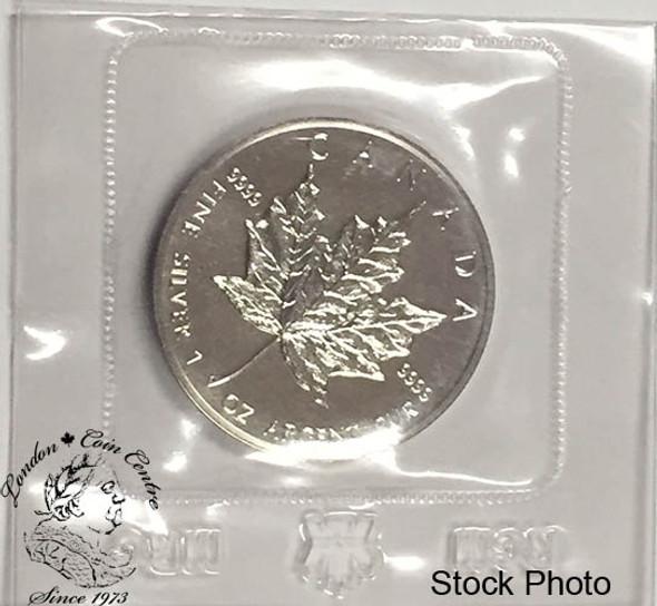Canada: 1989 $5 1 oz Silver Maple Sealed