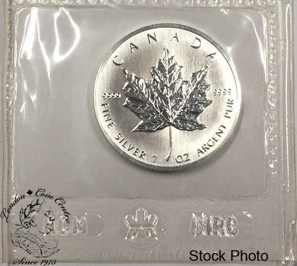 Canada: 1990 $5 1 oz Silver Maple Sealed