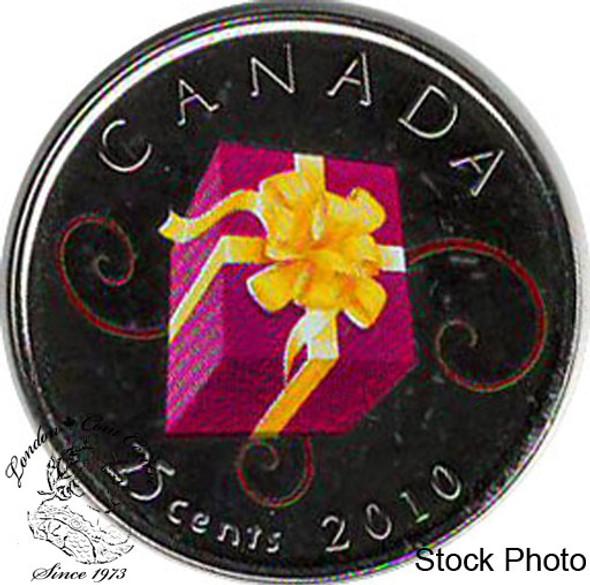 Canada: 2010 25 Cent Birthday Proof Like