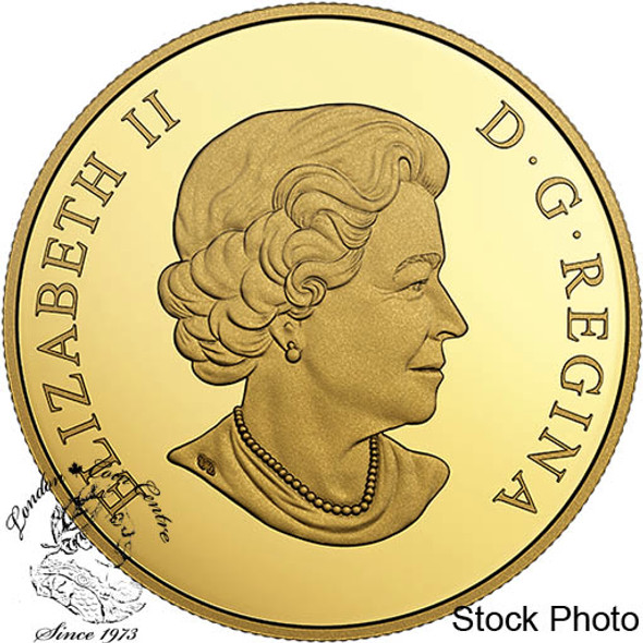 Canada: 2018 $150 Year of the Dog - 18k Gold Coin