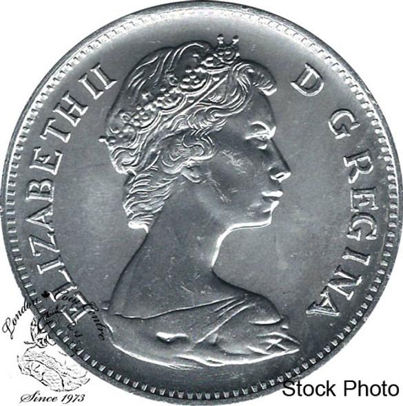 Canada: Sudbury 1965 The Big Penny Aluminum Medallion