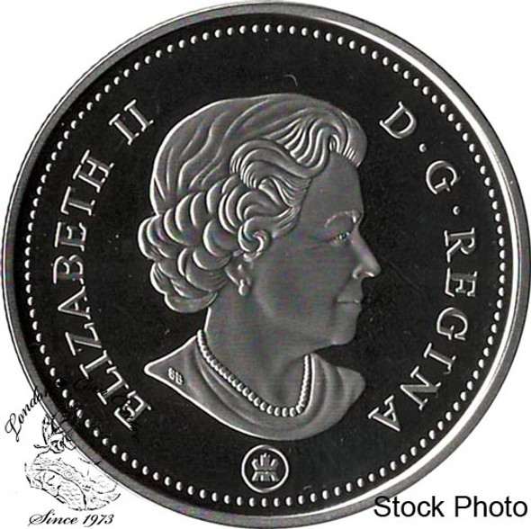 Canada: 2018 50 Cents Proof Non-Silver