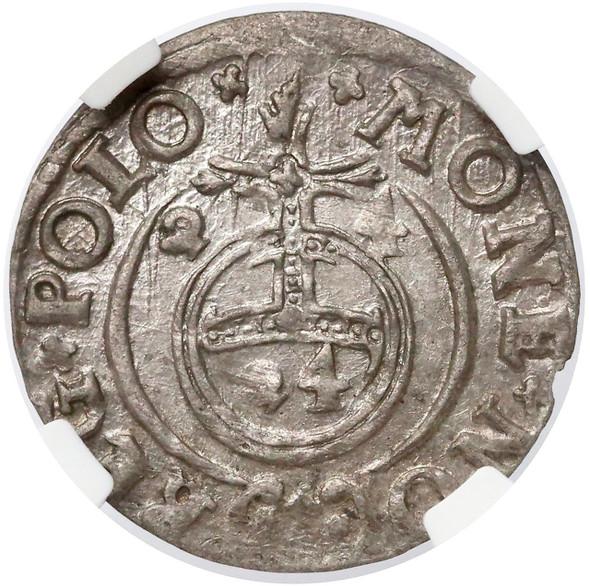 Poland: 1624 Poltorak NGC MS62