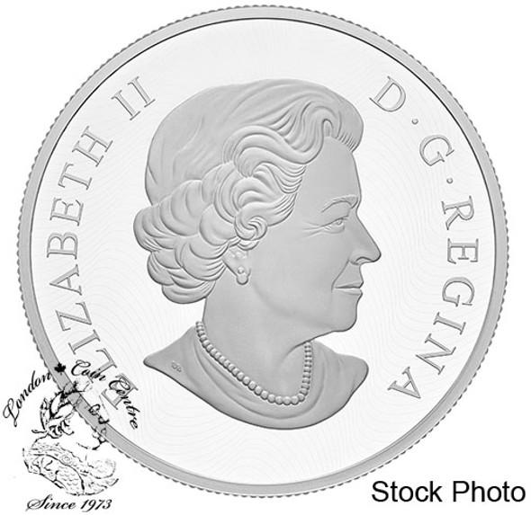 Canada: 2018 $100 Portrait of a Princess 10 oz. Pure Silver Coin