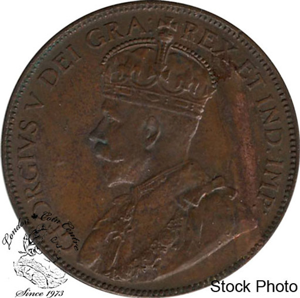 Canada: Newfoundland 1936 Large Cent 60BN