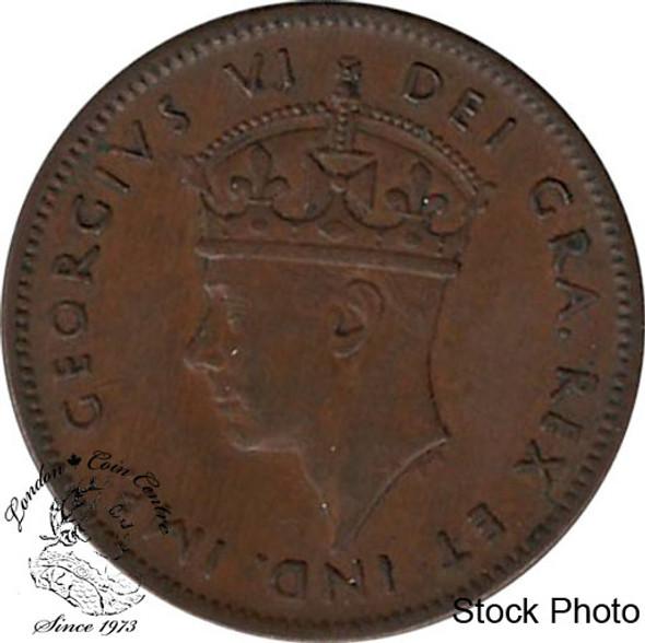Canada: Newfoundland 1940 Small Cent EF40
