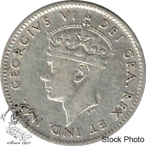 Canada: Newfoundland 1941c 5 Cent Silver F12