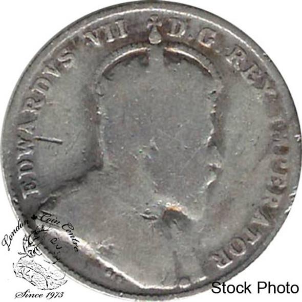 Canada: Newfoundland 1904H 10 Cent G4