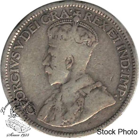 Canada: Newfoundland 1917c 10 Cent VG8