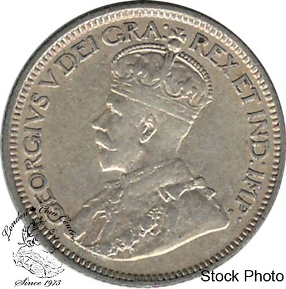 Canada: Newfoundland 1917c 10 Cent VF20