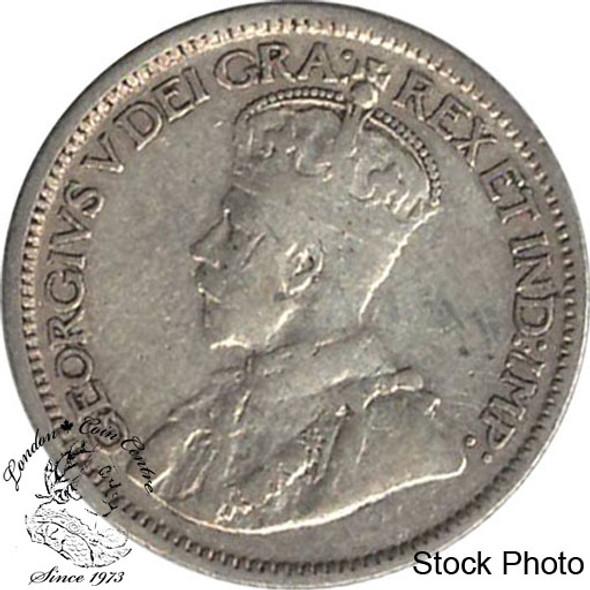 Canada: Newfoundland 1919c 10 Cent F12