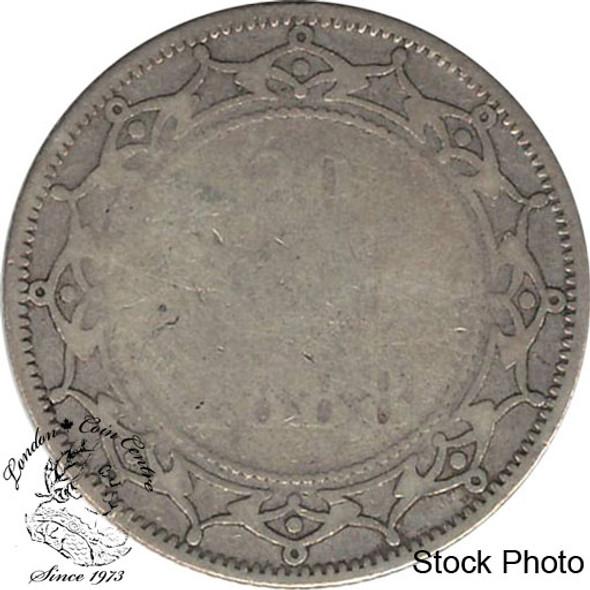 Canada: Newfoundland 1888 20 Cent G4