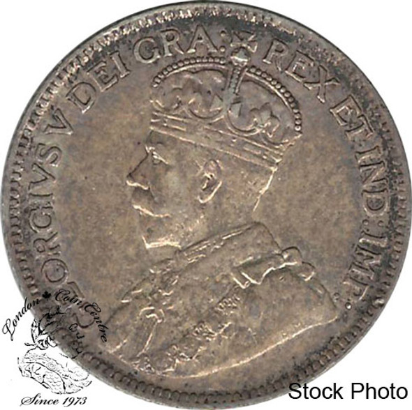 Canada: Newfoundland 1917c 25 Cent EF40