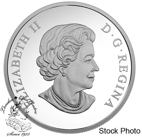 Canada: 2019 $15 Year of the Pig 1 oz. Pure Silver Coin