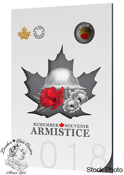 Canada: 2018 Armistice Collector Coin Set