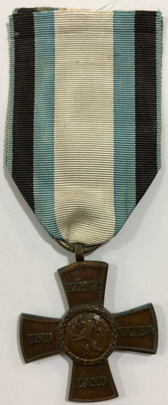 German States: Bavaria 1813 to 1814 Campaign Medal