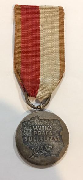 Poland: 40th Anniversary of the Republic of Poland PRL 1944 - 1984
