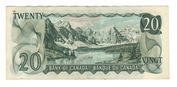 Canada: 1969 $20 Replacement Banknote Bank of Canada
