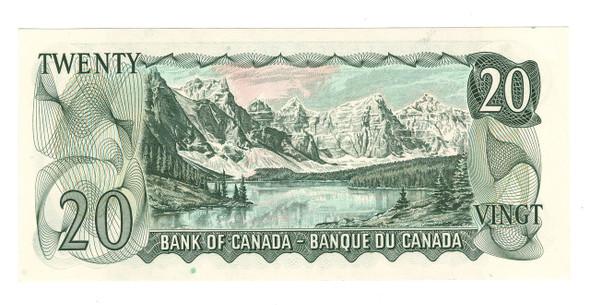 Canada: 1969 $20 Banknote Bank of Canada Lot#13