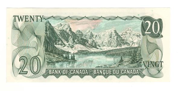 Canada: 1969 $20 Banknote Bank of Canada Lot#14