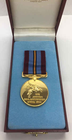 Arnhem: 1994 50th Anniversary Commemorative Medal in Spinks Case