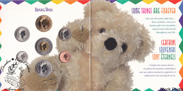 Canada: 1997 Bundle of Joy Baby Gift Coin Set
