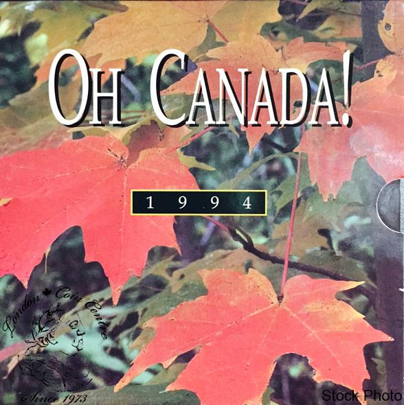 Canada: 1994 OH! Canada Coin Set