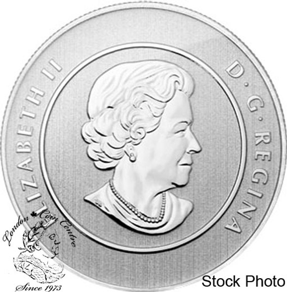Canada: 2012 $20 Polar Bear from $20 for $20 series Pure Silver Coin