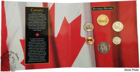 Canada: 1996 OH! Canada Coin Set