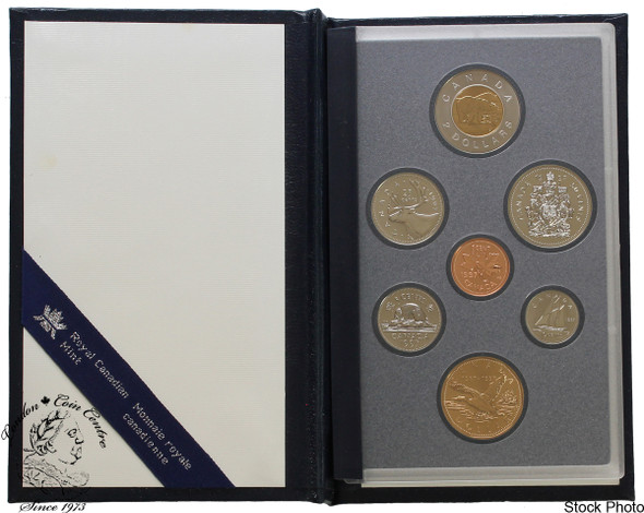 Canada: 1997 Flying Loon Specimen Coin Set