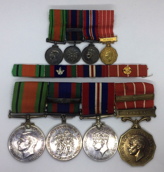 A Second War Canadian Forces Group of Medals to RCAF